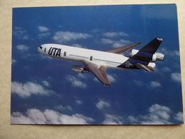 UTA   DC 10-30  N1341U - 1946-....: Modern Era