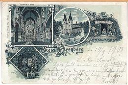 Litho Lithografie Arenberg (Koblenz) 1900 - Koblenz