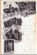 Litho Lithografie Arenberg (Koblenz) 1903 - Koblenz