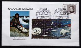 Greenland 1980    MiNr.115 Sdr.Strømfjord 1-12-1980 ( Lot 1067 ) - Groenland