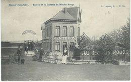 NAMUR (Citadelle) : Entrée De La Laiterie Du Moulin Rouge - Cachet De La Poste 1906 - Namen