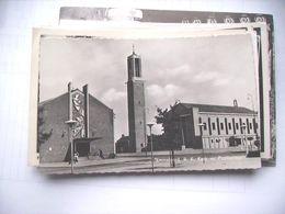 Nederland Holland Pays Bas Emmeloord Postkantoor En RK Kerk - Emmeloord