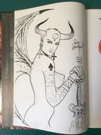 Dédicace De Tacito - 666 Tome 3 - Demonio Fortissimo - Livres, BD, Revues