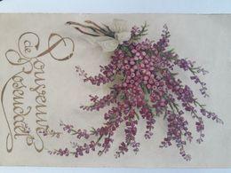 Carte Postale Souvenir De Rosendael, Bouquet Porte-bonheur, « 38 » - France