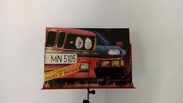 Coupure De Presse BMW M 635 CSi-Porsche 928 S - Voitures