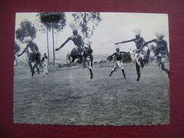 La  Ruanda-Urundi-1957  # A 717 - Ruanda-Urundi