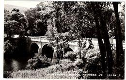The Memorial Bridge Proctor VT - Etats-Unis