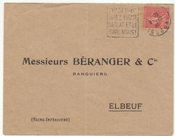 ESC Daguin Sarlat 1930 - Marcophilie (Lettres)