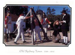 (A 36) Australia - NSW - Gosford - Old Sydney Town (Convic Flogging) - Altri