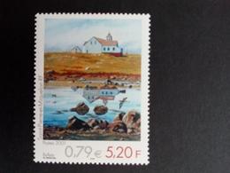 SAINT-PIERRE ET MIQUELON MI-NR. 825 POSTFRISCH(MINT) KUNST 2001 - St.Pierre & Miquelon