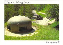 67 - Lembach - Ligne Maginot - Ouvrage Du Four à Chaux - Cloche D'observation - France