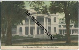 Mississippi - Pass Christian - New Mexican Hotel - Autres