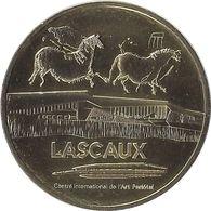 2018 MDP103 - MONTIGNAC - Lascaux 10 (l'Art Pariétal -chevaux Chinois) / MONNAIE DE PARIS - 2018