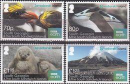 Antarctic.- South Georgia 2016. Zavodovski Island.MNH.27936 - Timbres