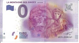 BS-02 - KINTZHEIM - La Montagne Des Singes (Kintzheim) 2016-1 - EURO