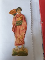 Découpi Japonaise - Victorian Die-cuts