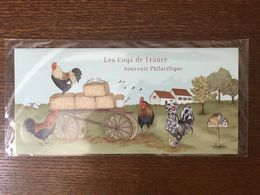 FRANCE BLOC SOUVENIR 115 COQS DE FRANCE SOUS BLISTER - Blocs Souvenir