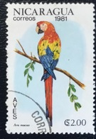 Nicaragua - A1/30 - (°)used - 1981 - Birds - Vogels - Michel Nr. 2220 - Nicaragua