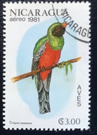 Nicaragua - A1/30 - (°)used - 1981 - Birds - Vogels - Michel Nr. 2221 - Nicaragua