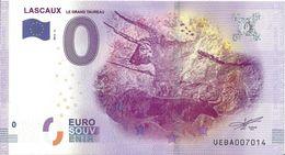 BS-03 - MONTIGNAC - Grottes De Lascaux (Le Grand Taureau) 2016-2 - EURO
