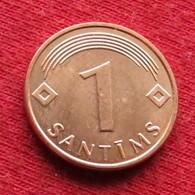 Látvia 1 Santims 2003  UNCºº Letónia Lettonia Lettland - Lettonie