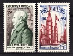 FRANCE 1954 - LOT Y.T. N° 969 / 975 - NEUFS** - Frankreich