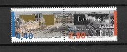 1993 - Le Louvre - YT 2851 2852 - MNH** - France