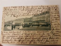 FOLKESTONE MARINE GARDENS 1903 - Folkestone