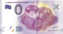 BS-05 - KINTZHEIM - La Montagne Des Singes (la Famille) 2017-2 - EURO