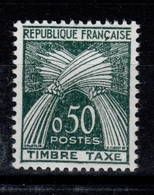 Taxe YV 93 N** Luxe Cote 15 Euros - 1960-.... Mint/hinged