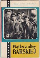 POLSKA - Pologne - Filmowa Agencja Wydawnicza - Piatka Z Ulicy BARSKIEJ - Kilka Skano - Plusieurs Scannes - Autres