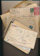 BELGIUM UK WW1 COVERS PC SELECTION - Weltkrieg 1914-18