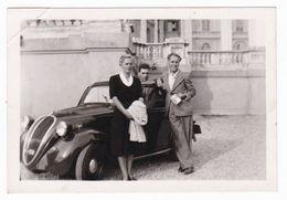 """AUTOMOBILE  """" FIAT TOPOLINO """" -  CAR  - FOTO ORIGINALE - Cars"""
