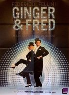Aff Ciné Neuve GINGER ET FRED (Ginger E Fred) Mastroianni Fellini Giuleta Masina 1985 120x160 - Affiches & Posters