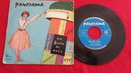 Panorama, 45 T, Fanny Audrey Et Les Bluejeans - Musique & Instruments
