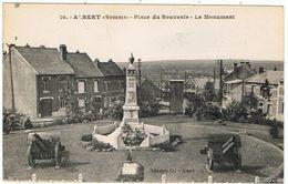Albert / Place Du Souvenir / Le Monument - Albert