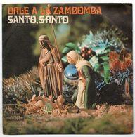 "Gruppo Flamenco De Torres Bermajas  (1970)  ""Santo  Santo  Santo"" - Instrumental"