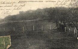 58 - Corvol L' Orgueilleux - Le Calvaire - 3163 - Sin Clasificación