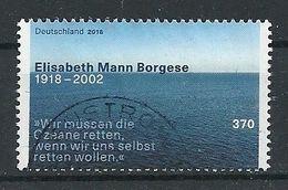ALEMANIA 2018 - MI 3375 - Elisabeth Mann Borgese - BRD