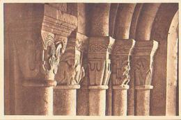 Nord        641        Morienval.Eglise Notre Dame.Chapiteaux Du Déambulatoire - France