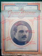 1919 LA GUERRE AÉRIENNE ILLUSTRÉE N° 112 - CAPITAINE PÈNE - DERNIERS AS DE LA GUERRE - CAPITAINE DECOIN - Bücher, Zeitschriften, Comics