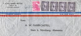 Lupo-Cover MiF Guayaquil (Ecuador) - Stein B.Nürnberg - BRD