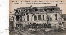 10 Cartes  De La Grande Guerre 1914 1915  En Champagne - 5 - 99 Postkaarten