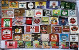 Brewery Beer Belgium Label Lot 03 - Beer