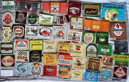 Brewery Beer Belgium Label Lot 04 - Beer