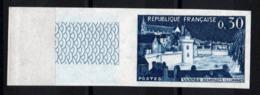 YT N° 1333 - BDF Non Dentelé - ND - Neuf ** - Cote: 23,00 € - Non Dentellati