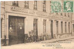 Andruicq - Droguerie-Quincaillerie-Ferronnerie-Libraire Lambin - Audruicq