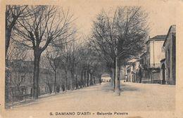 S. Damiano D'Asti. Baluardo Palestro. Non Viaggiata, Originale - Autres Villes