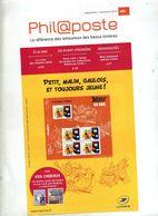 Page Catalogue Phil@poste Theme Asterix Bulletin Commande - Livres, BD, Revues