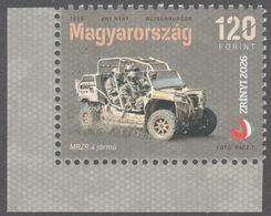 Polaris Ranger RZR / MRZR-4 CAR Soldier Vehicle ZRINY Zrinski 2026 Military Program Hungary 2019 Web Internet Address - Coches